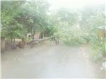 Đêm nay, mưa dông bao trùm cả nước; TP Bắc Kạn ngập nặng