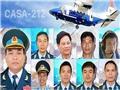 Tiễn đưa 9 chiến sĩ hi sinh trên máy bay CASA-212
