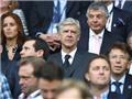 Ghế HLV đội tuyển Anh: Tuyển Anh nên mời Wenger?