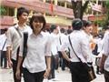 Hơn 800 ngàn thí sinh làm thủ tục dự thi trung học phổ thông quốc gia năm 2016