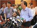 Thông cáo báo chí của Văn phòng Chính phủ về nguyên nhân sự cố môi trường gây hải sản chết bất thường tại 4 tỉnh ven biển miền Trung