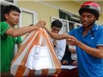 Quảng Trị: Chính quyền ủng hộ tiền, gạo... để ngư dân tiếp tục bám biển sau vụ Formosa