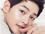 """6 tháng kiếm gần 3 triệu USD: Song Joong Ki vẫn là """"sao"""" Hàn 'hot' nhất tại Trung Quốc"""
