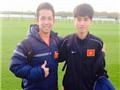 Cầu thủ V-League tất bật đi thi tốt nghiệp THPT Quốc gia