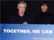 Ancelotti hết lời ca ngợi Loew