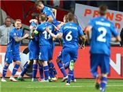 Góc Lê Thụy Hải: 'Iceland có thể tạo nên bất ngờ'