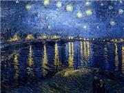 Những nẻo đường EURO: Theo dấu chân Vincent Van Gogh