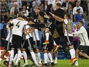 Cuối cùng, Đức đã thắng Italy: Trút bỏ gánh nặng của lịch sử