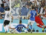 Đức đã phá được dớp trước Italy