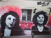 Những nẻo đường EURO: Paris, Piaf và 'cuộc sống màu hồng'