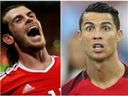 Cristiano Ronaldo và Gareth Bale, ai thắng 'cuộc chiến' trên… mạng xã hội?