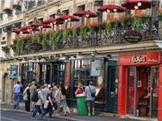 Paris lãng mạn với cà phê Le Procope