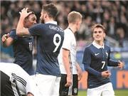 Pháp - Đức, cuộc đối đầu khó đoán
