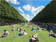 Vườn Luxembourg hấp dẫn với những ai yêu Paris