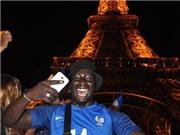 CHÙM ẢNH: Nước Pháp vỡ òa trong niềm vui thắng trận ở EURO 2016