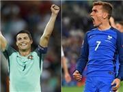 THỐNG KÊ: Bồ Đào Nha có thành tích cực tệ khi gặp Pháp