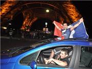 Những nẻo đường EURO: Paris trong một giấc mơ hình tròn