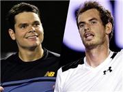 Hạ Berdych, Murray tái đấu Raonic ở Chung kết Wimbledon 2016