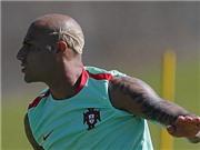 Quaresma khoe tóc mới CỰC DỊ trước trận Chung kết EURO 2016