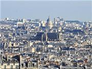 Những nẻo đường EURO: Paris, hồn trong phố