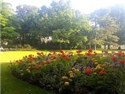 Thư EURO: Sống chậm cùng vườn Luxembourg