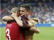 BÌNH LUẬN: Những giọt nước mắt của Cristiano Ronaldo