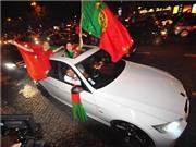 Không khí sau trận chung kết Pháp - Bồ Đào Nha