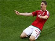 Cú sút xa của Gera được chọn là bàn thắng đẹp nhất EURO 2016