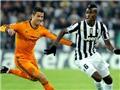 Pogba ủng hộ Ronaldo giành Quả Bóng Vàng