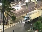 Khủng bố bằng xe tải ở Nice, Pháp