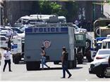 Nhóm vũ trang đảo chính, lật đổ chính quyền tại Armenia