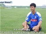 Công Phượng: 'Bóng đá Nhật đã thay đổi suy nghĩ của tôi'