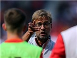 Klopp vẫn ĐAU sau trận thua ở Chung kết Europa League của Liverpool