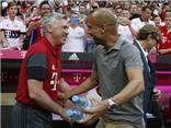Trận ra mắt Man City, Pep Guardiola hứng chịu thất bại trước... Bayern Munich