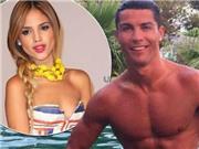Mỹ nhân đẹp nhất Mexico từ chối tình cảm của Ronaldo
