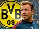 Goetze nói gì sau khi trở lại Dortmund?