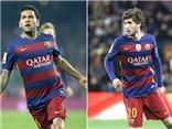 """Barca giải """"lời nguyền"""" Alves thế nào?"""