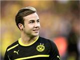 Dortmund: Ngày Goetze trở về, mọi thứ đã khác rất nhiều