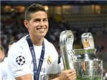 Gomes và Pogba từ chối Real, đời James Rodriguez lại sáng