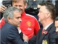 Man United: Mourinho cần biết ơn... Van Gaal