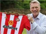 CHÍNH THỨC: David Moyes trở lại Premier League dẫn dắt Sunderland