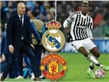 CẬP NHẬT tin tối 23/7: Zidane muốn 'cướp' Pogba khỏi tay Man United. Mahrez đồng ý gia nhập Arsenal