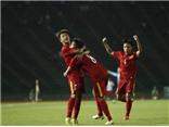Xem bàn thắng mở tỉ số của U16 Việt Nam vào lưới U16 Australia