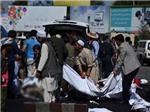 Đánh bom ở Afghanistan, 61 người chết, 207 người bị thương. IS nhận là thủ phạm