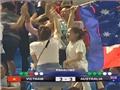 CĐV Campuchia chúc mừng U16 Australia đoạt chức vô địch