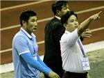 Trợ lý HLV Sài Gòn FC bị đuổi vì phản ứng pha phạm lỗi thô bạo của Bửu Ngọc