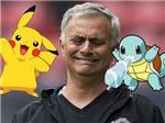 Jose Mourinho cấm cầu thủ chơi Pokemon Go