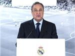 Chuyển nhượng Real Madrid: Perez không còn hào hứng với Galacticos