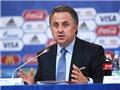 Bộ trưởng thể thao Nga Vitaly Mutko: 'Không có lý do để hoãn World Cup 2018'
