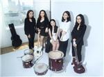 Nhóm nhạc nữ tuổi teen TBC: Không mong 'cướp cái' làng nhạc